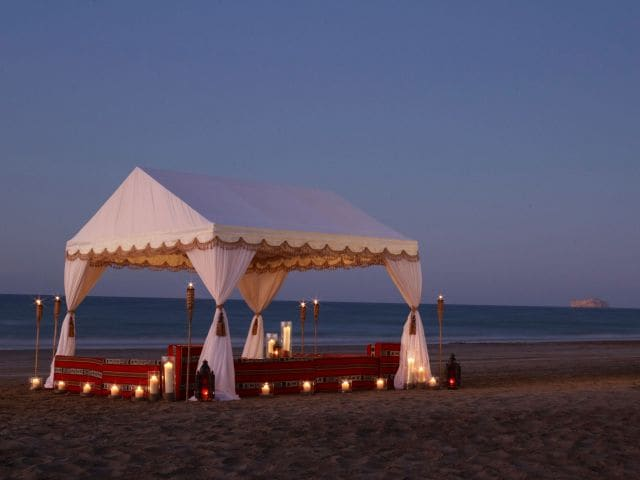 Outside Catering Beach