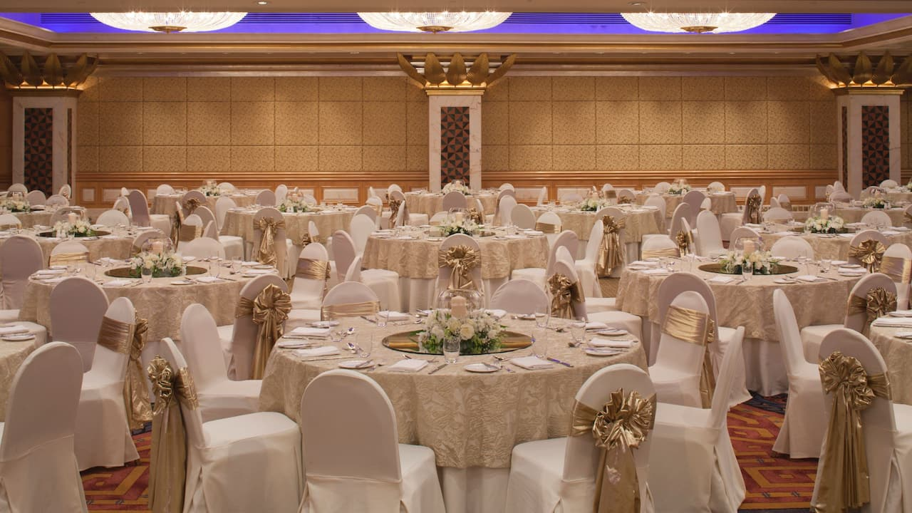 Wedding at Grand Hyatt Muscat