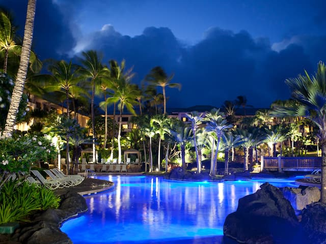 Grand Hyatt Kauai Resort Pool