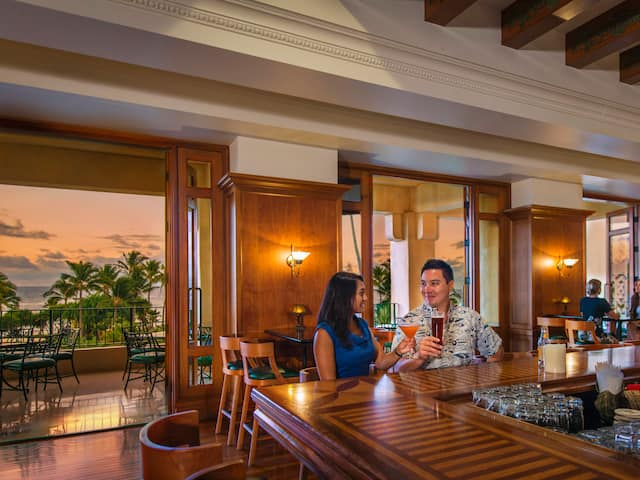 Grand Hyatt Kauai Resort Bar