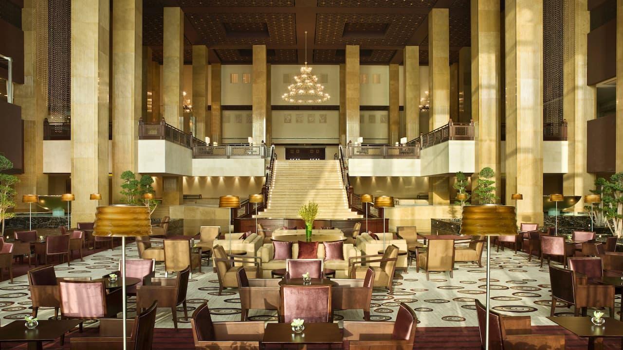 Rocca Pool | Grand Hyatt Doha Hotel & Villas