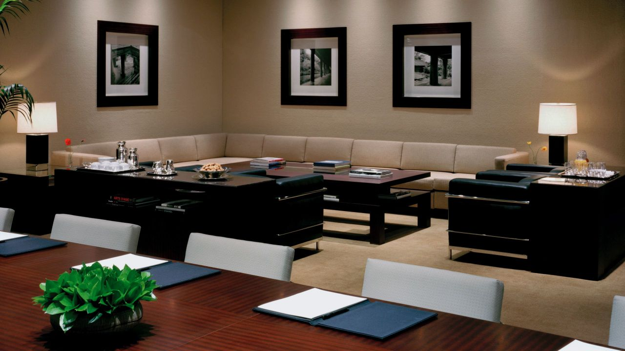 business and meeting room