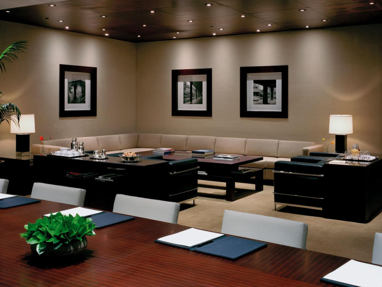 Business Center with 10 State-of-the-Art Meeting Rooms