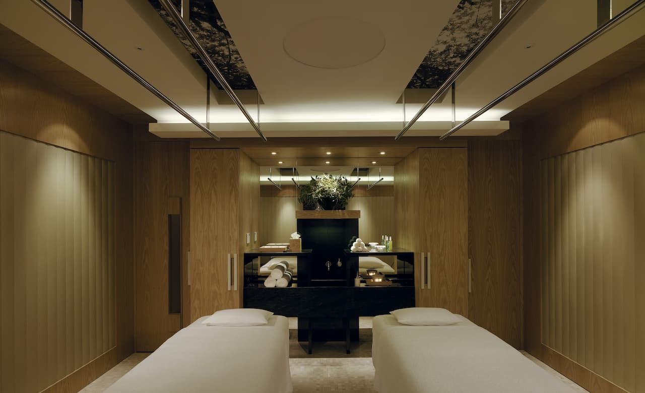 Best Spa in Seoul – Grand Hyatt Seoul Hotel
