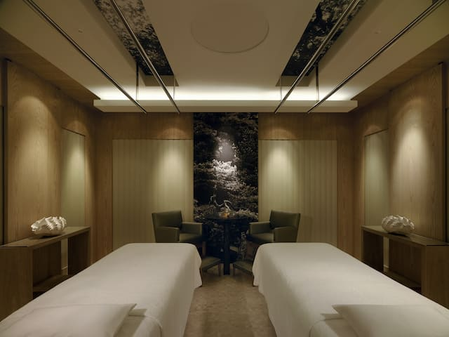 Grand Hyatt Seoul The Spa