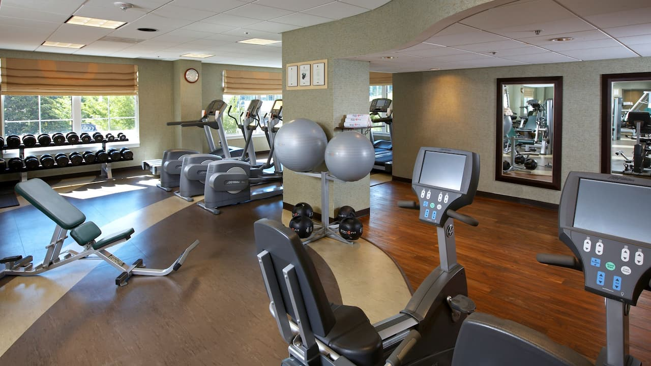 Fitness Center Grand Hyatt Atlanta enter