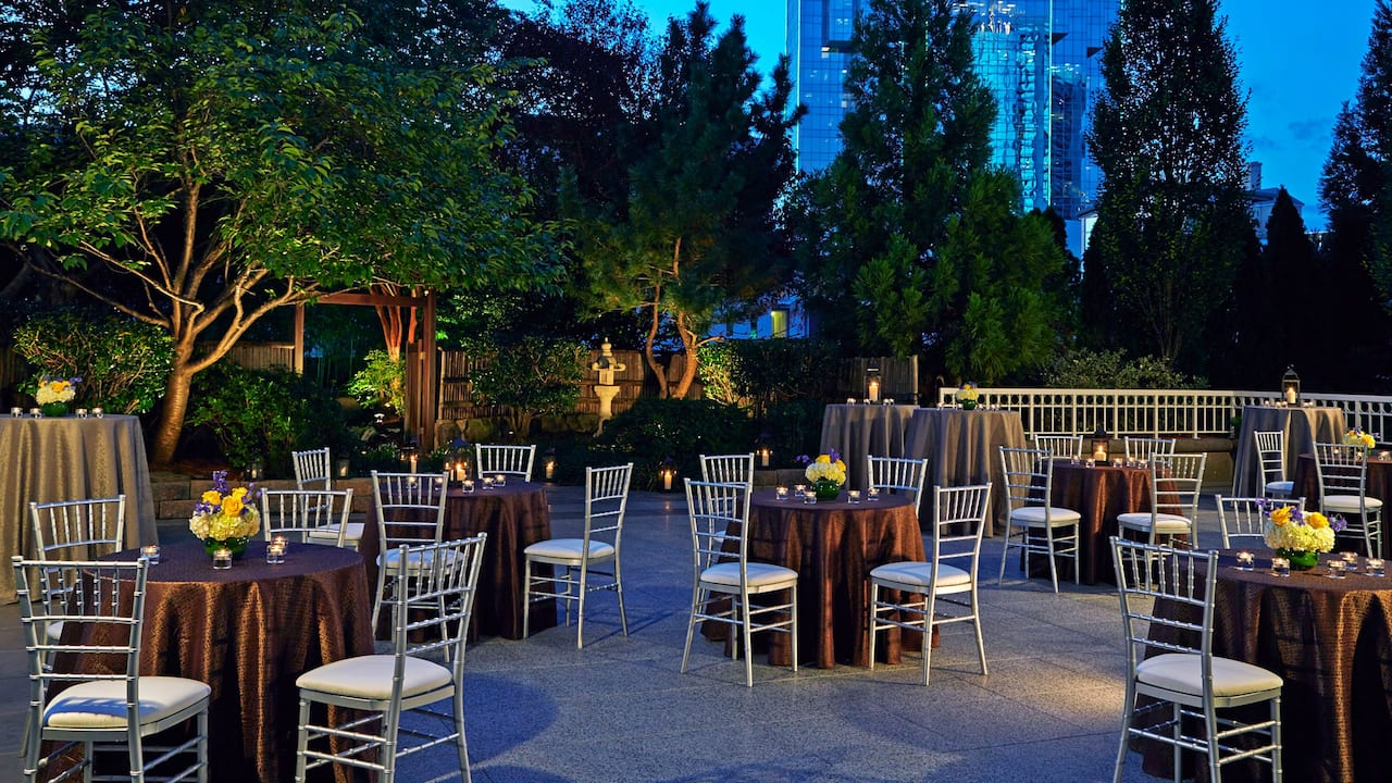 Terrace Event Grand Hyatt Atlanta