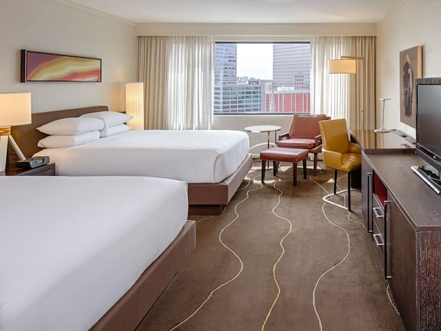 Downtown Denver Hotel Rooms at Grand Hyatt Denver