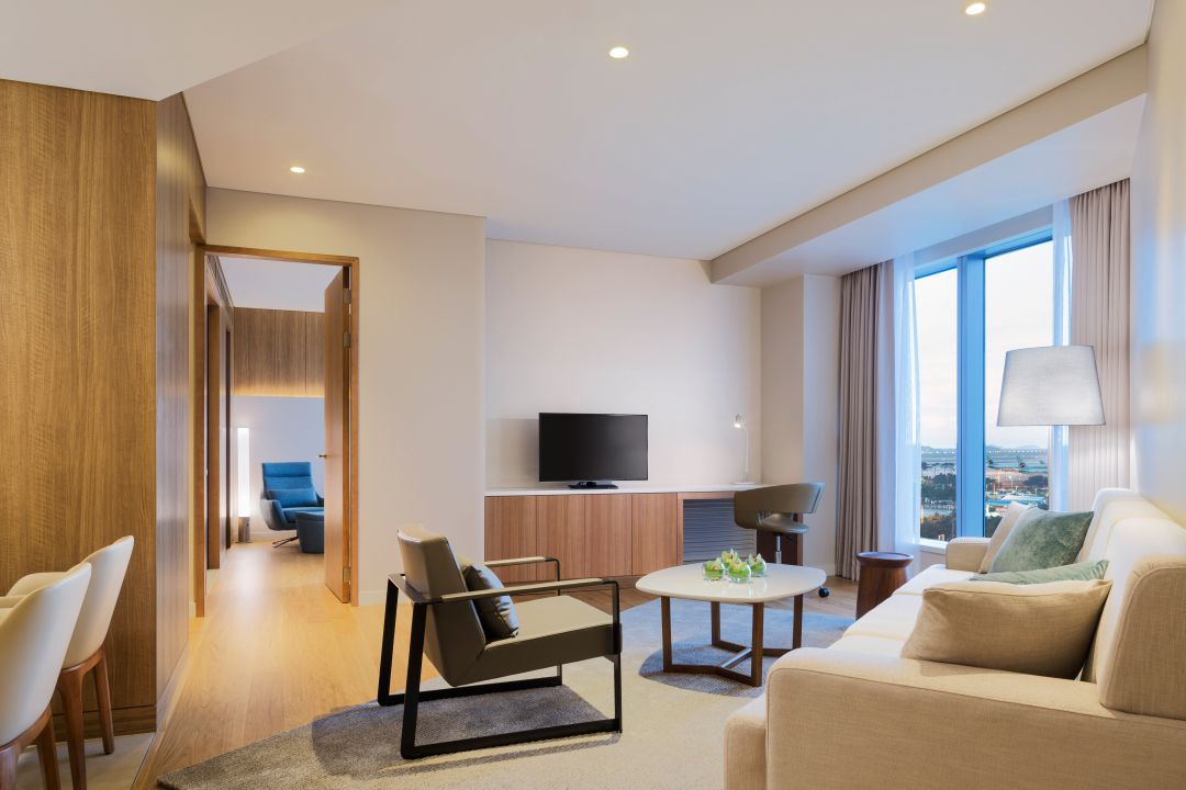 Grand Hyatt Incheon Residence One Bed