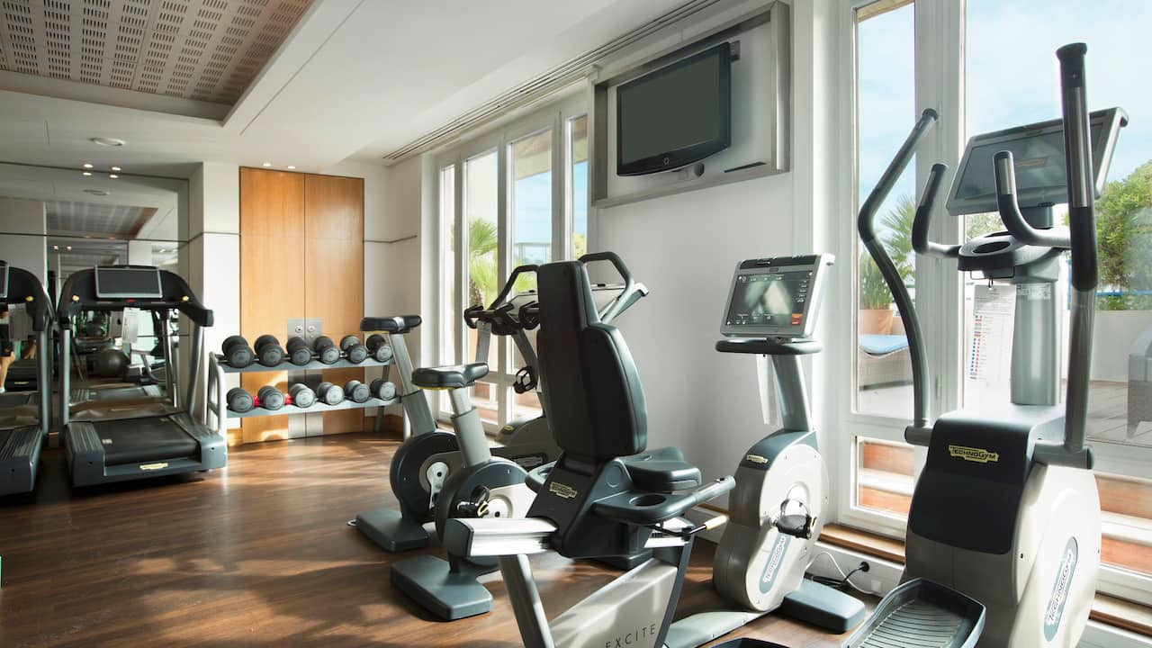 Hôtel Martinez Fitness Center