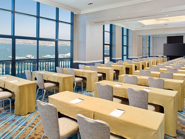 Meeting Room at Manchester Grand Hyatt San Diego