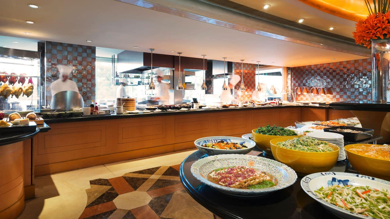 Grand cafe buffet
