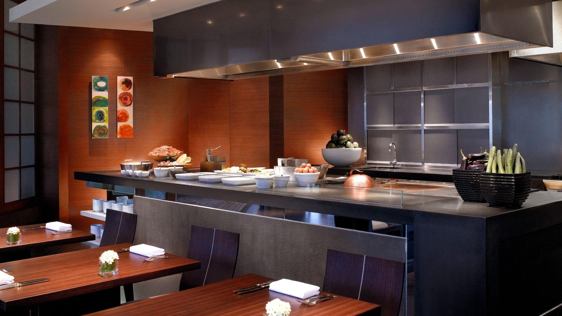 Aroma teppanyaki grill