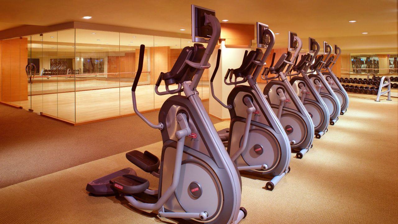 Yuan Fitness center