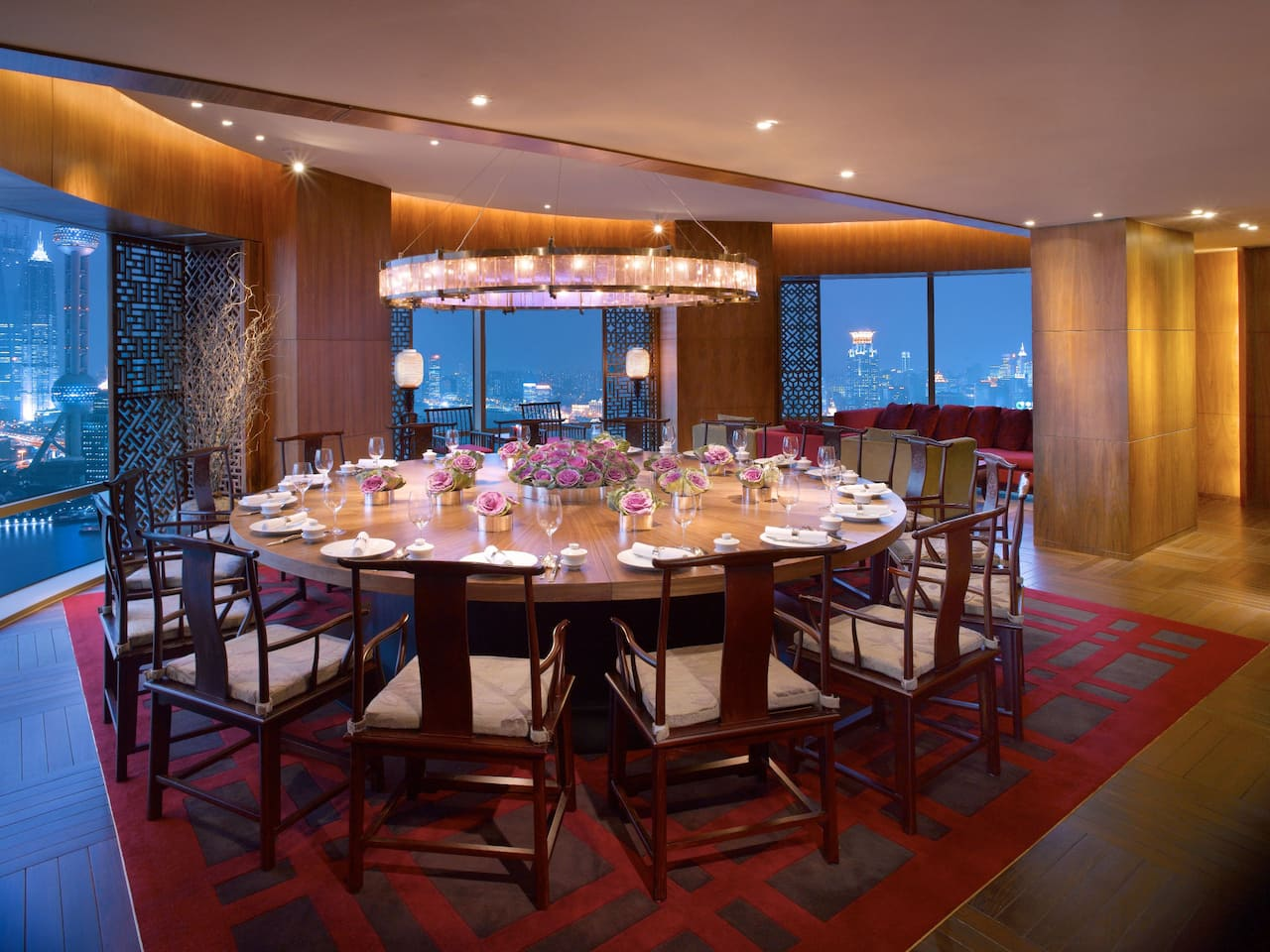 Vue private dining room
