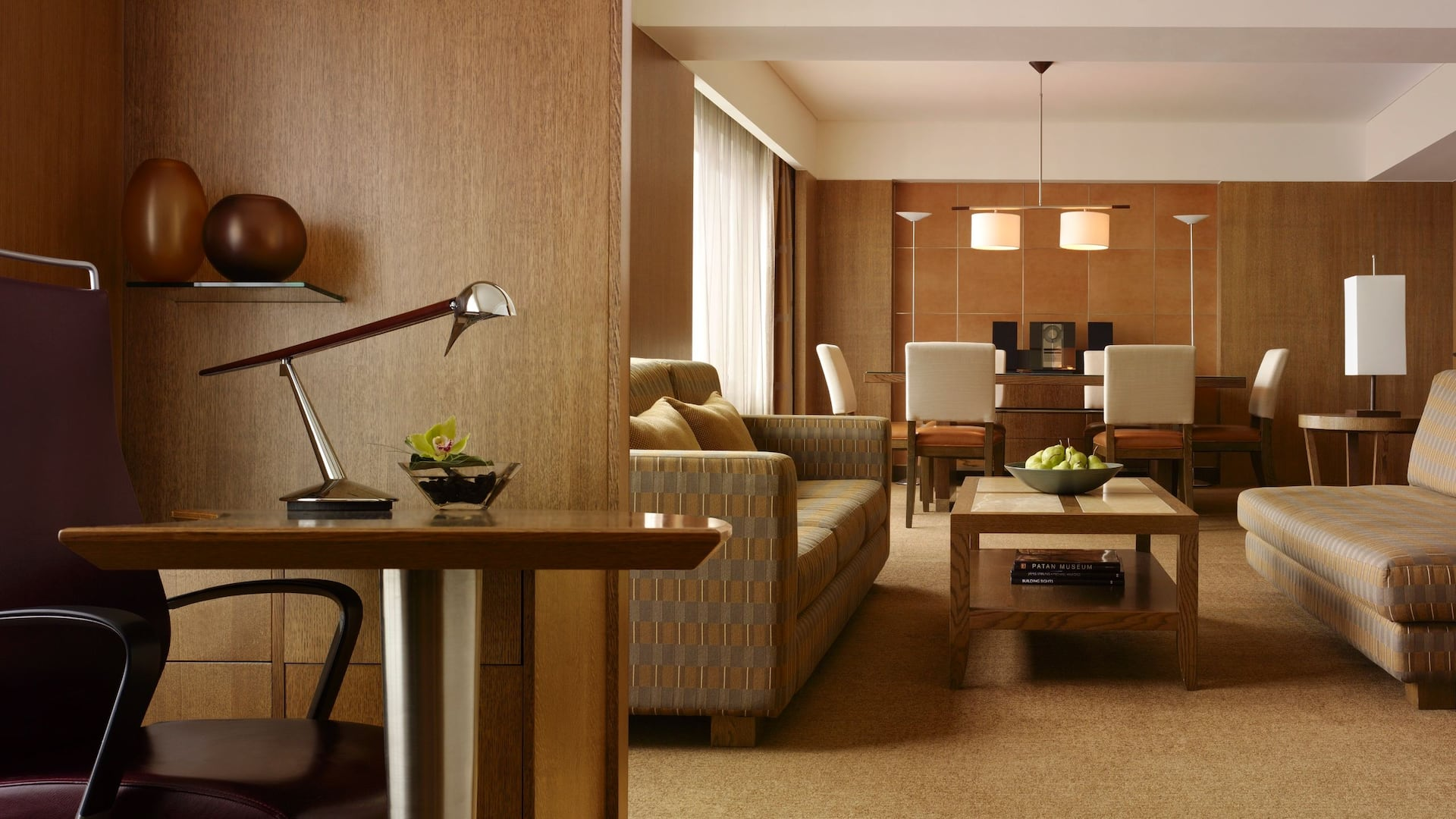 Grand Hyatt Singapore Suite, Grand Corporate Suite with Exclusive Club Access