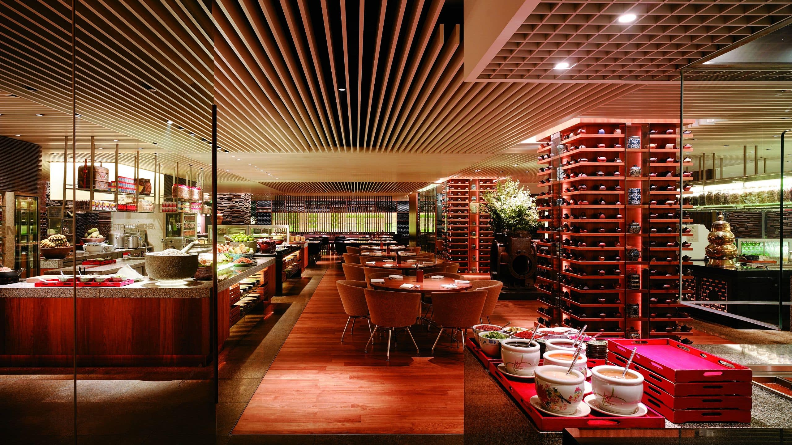 Restaurants in Singapore | Grand Hyatt Singapore