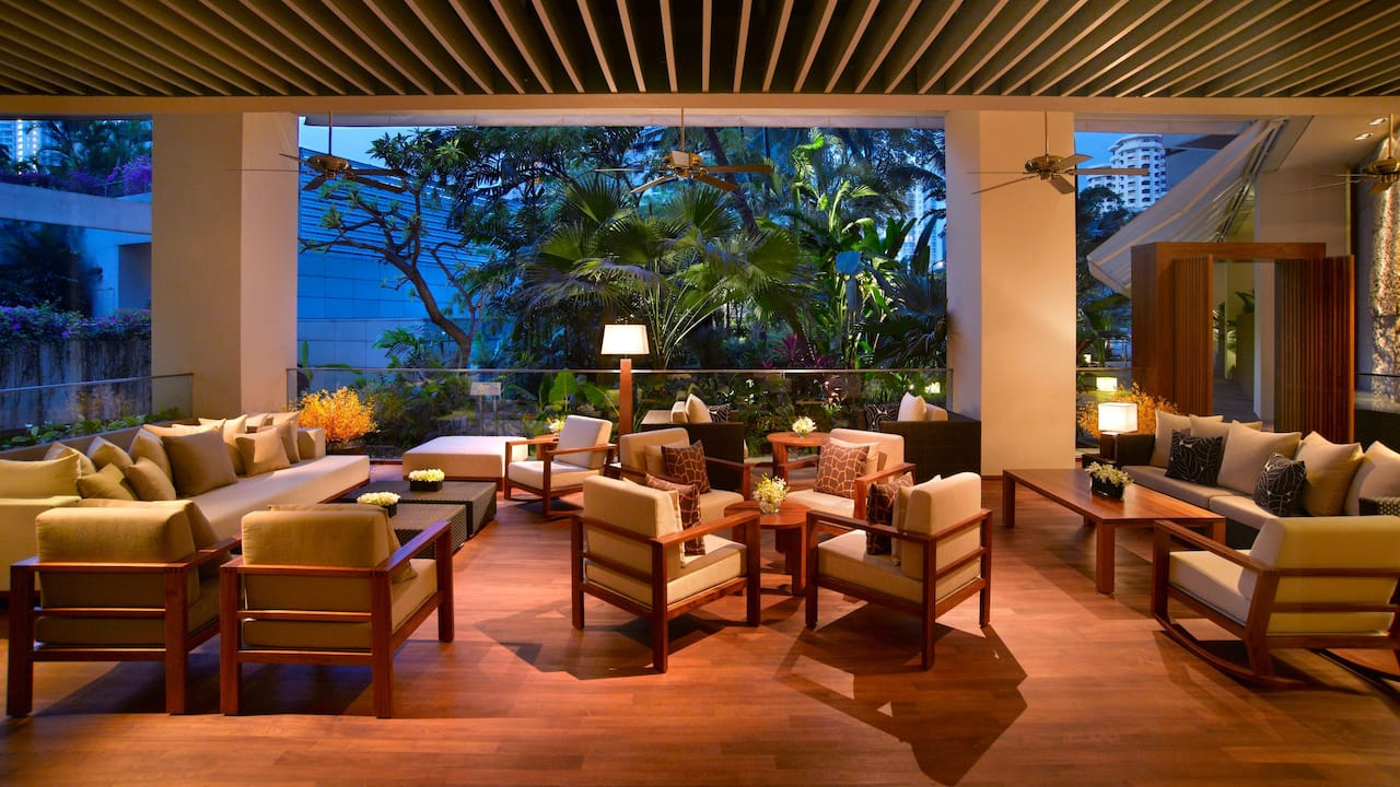 Damai Spa Grand Hyatt Singapore