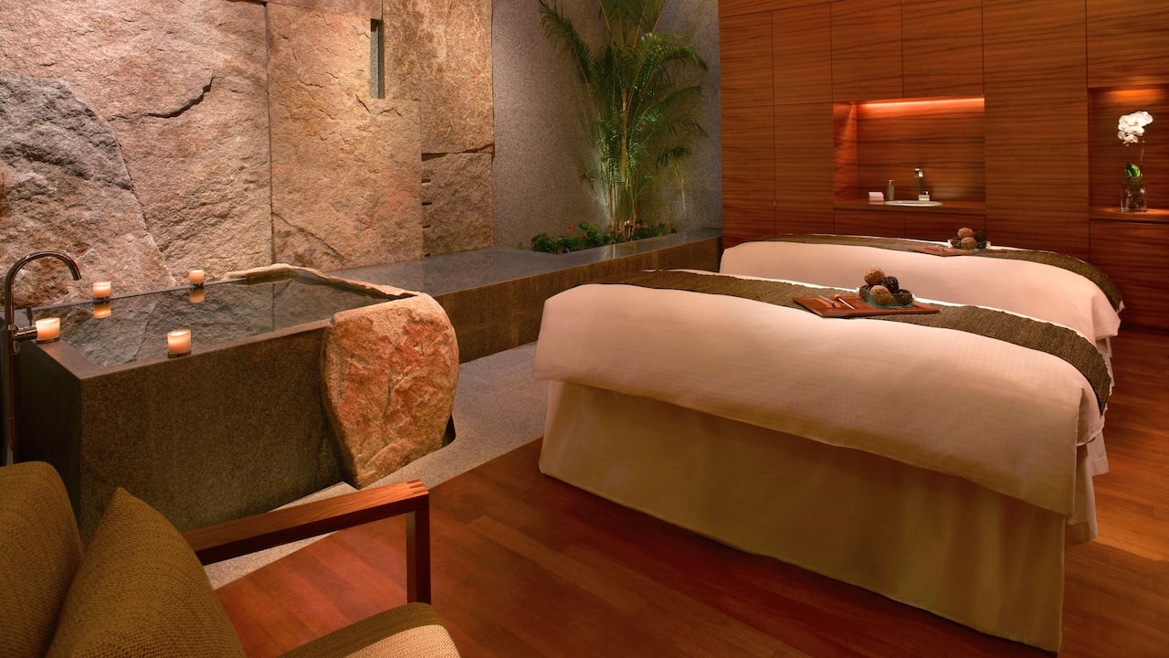 Damai Spa, Luxurious & Modern Spa-inspired by the Singapore Lifestyle