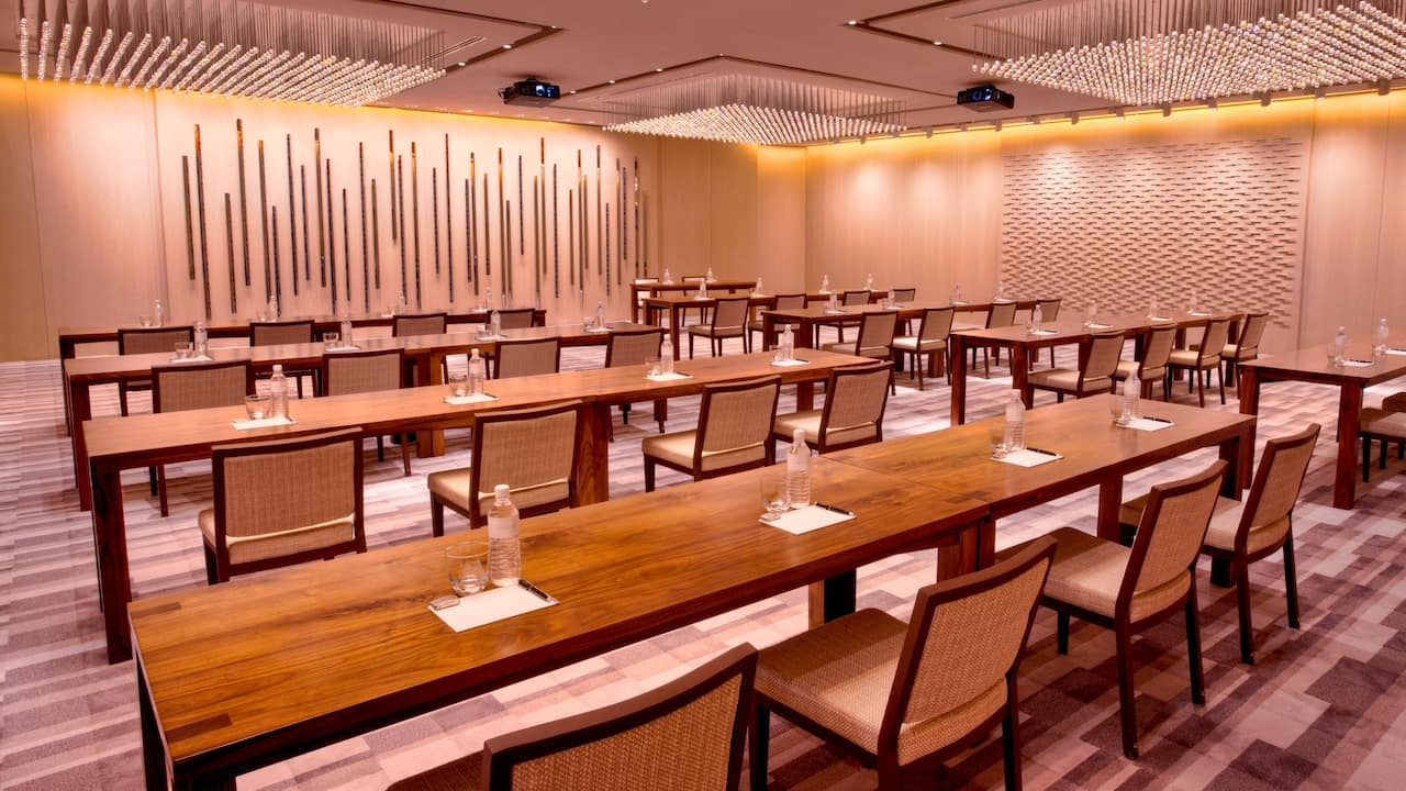 Event Space Level 2 Grand Hyatt Singapore