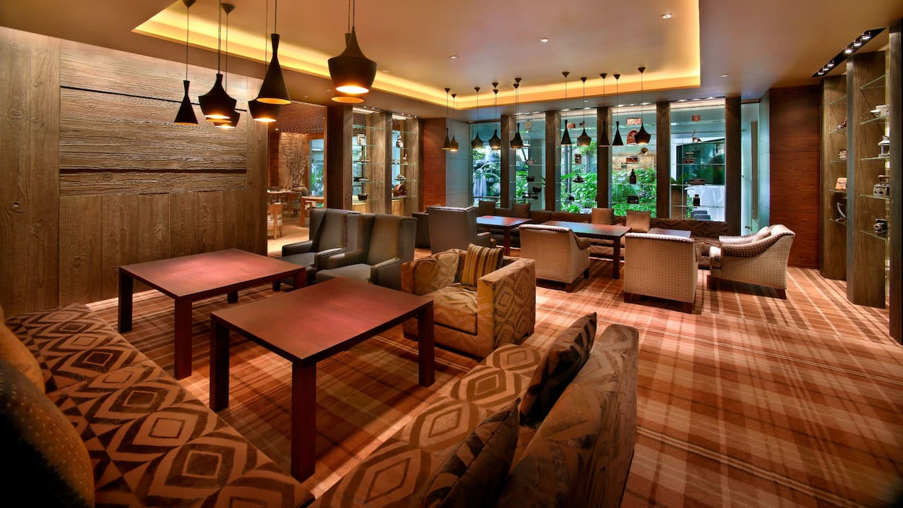 Grand Hyatt Singapore, Orchard Road (10 SCOTTS Collection Room)