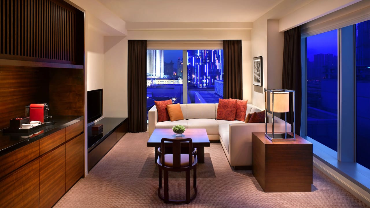 Grand Hyatt Macao Grand Deluxe Suite