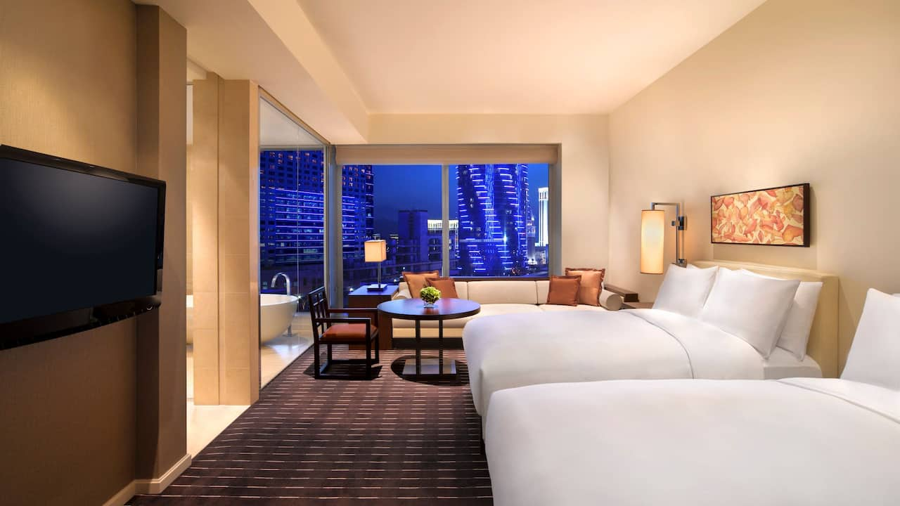Grand Hyatt Macau 2 Twin Beds with Club Access