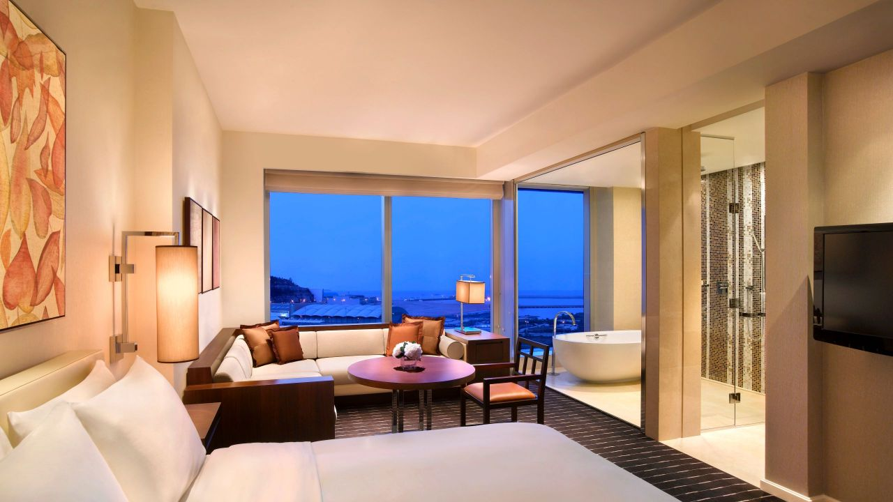 Grand Hyatt Macau 1 King Bed with Club Access