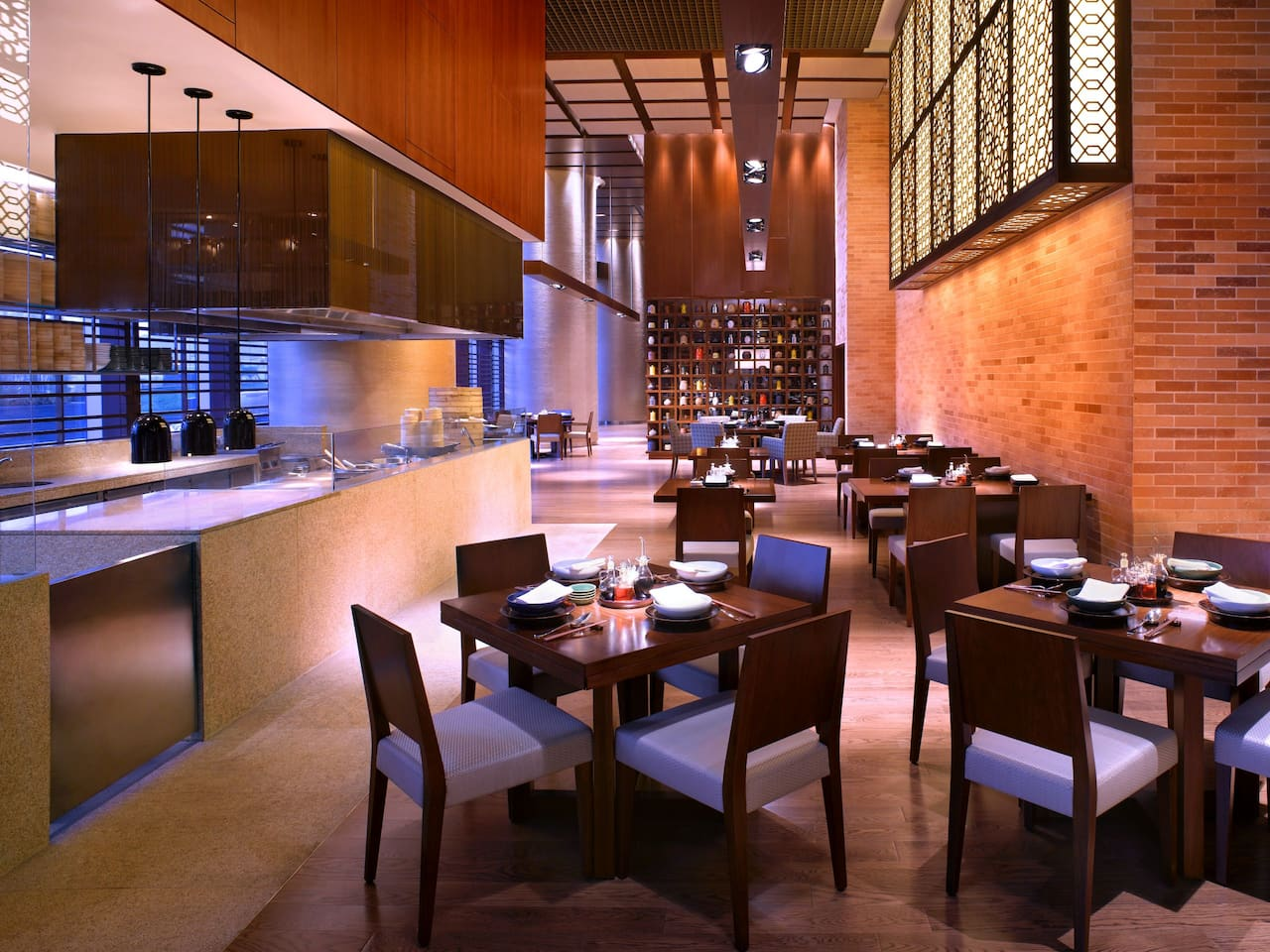 Grand Hyatt Macao Beijing Kitchen