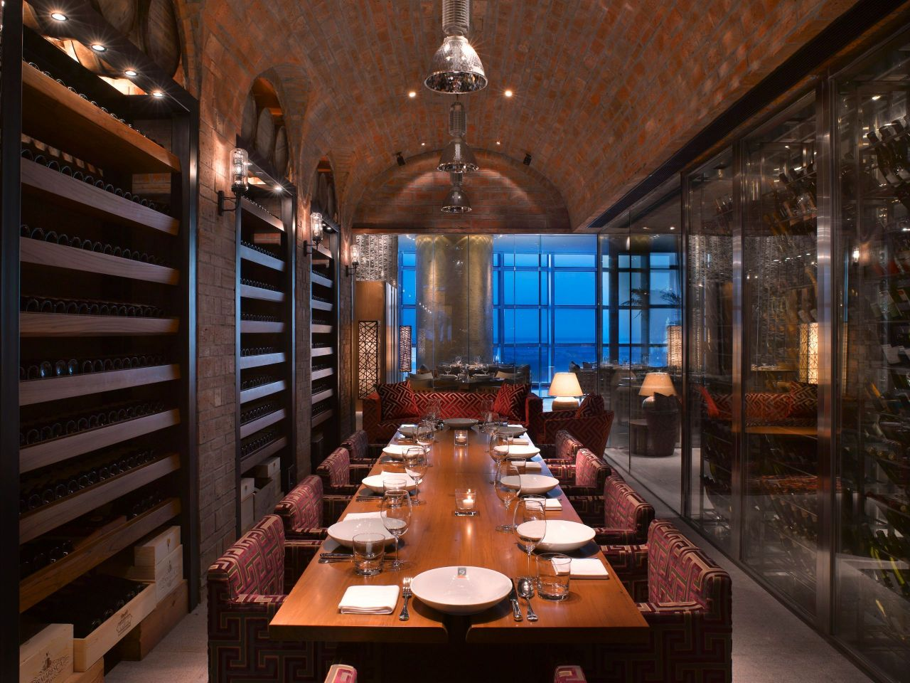 Macau private dining room