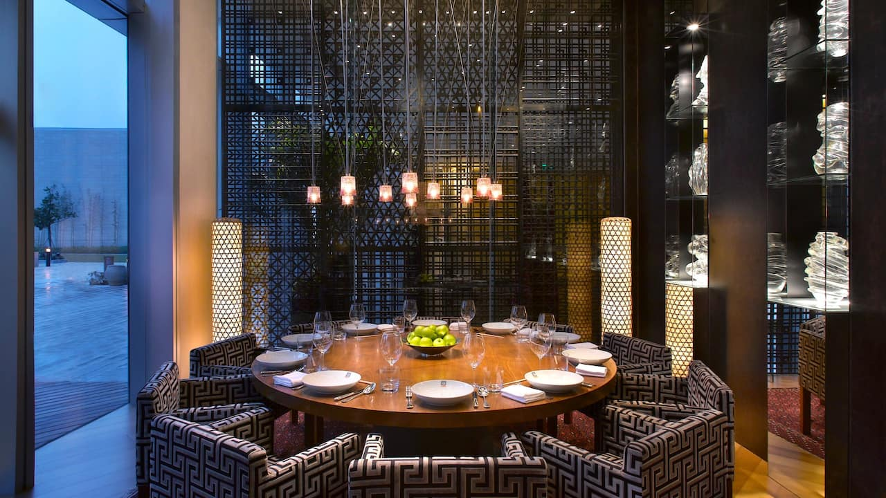 mezza9 Macau Private room