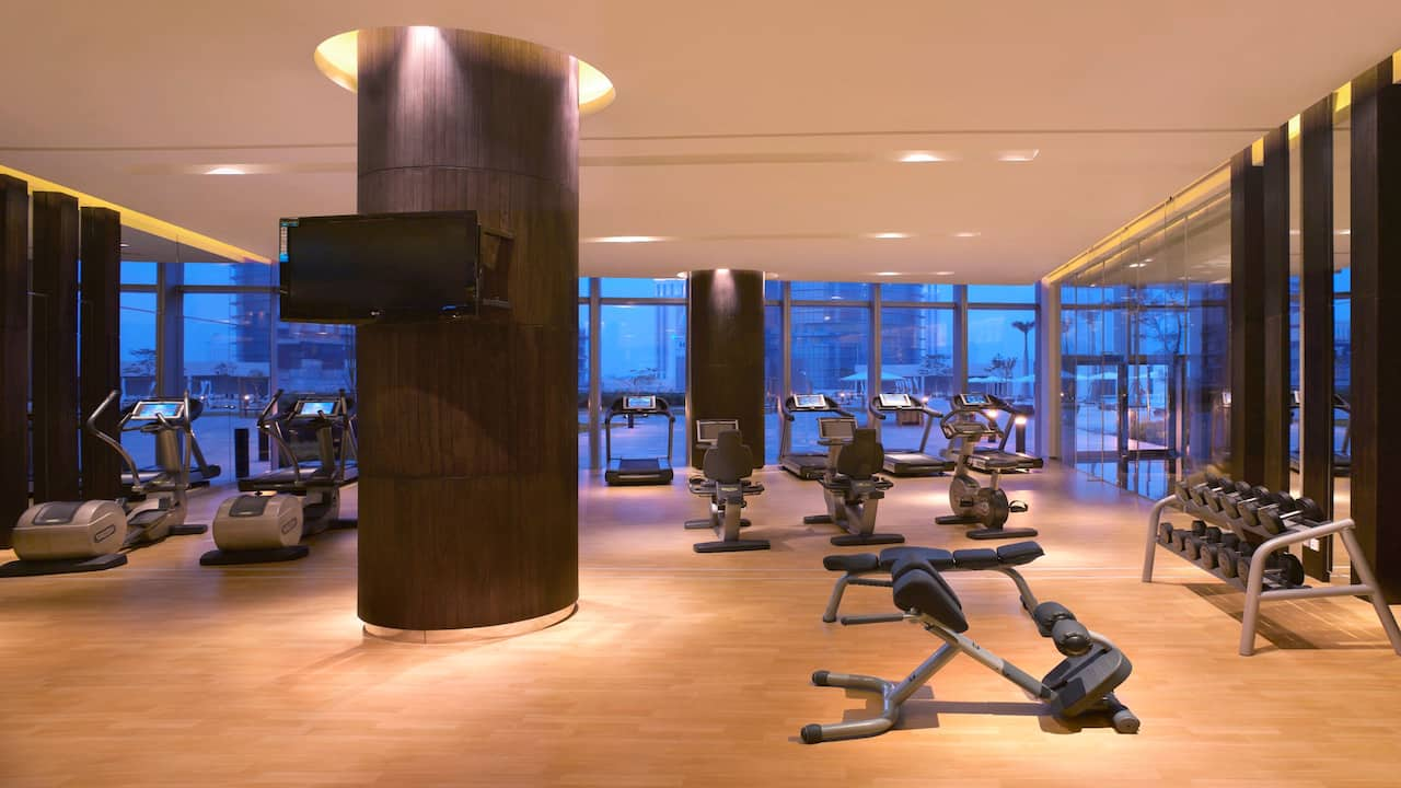 Grand Hyatt Macao Fitness