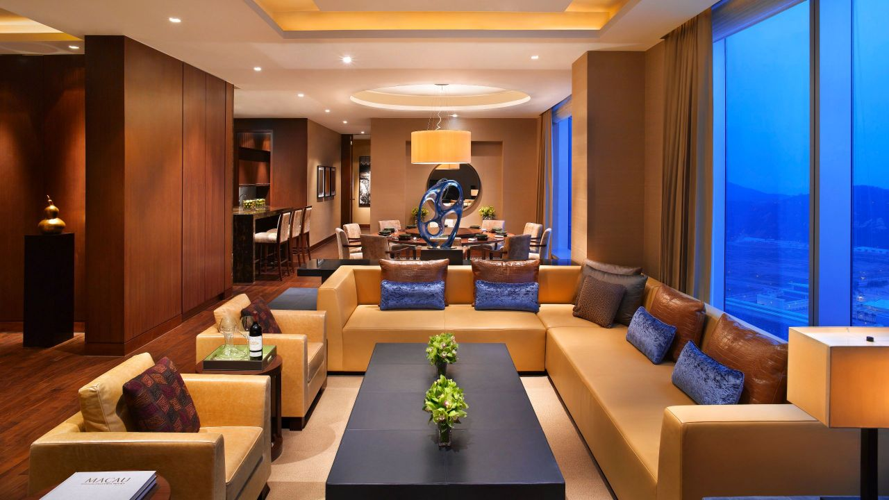 Grand Hyatt Macau Chairman Suite