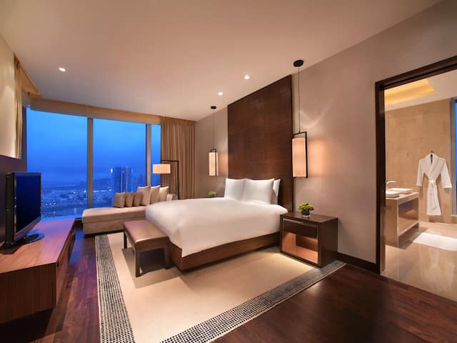 Presidential Suite – bedroom