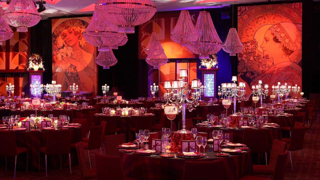 Grand Hyatt Macao Ballroom