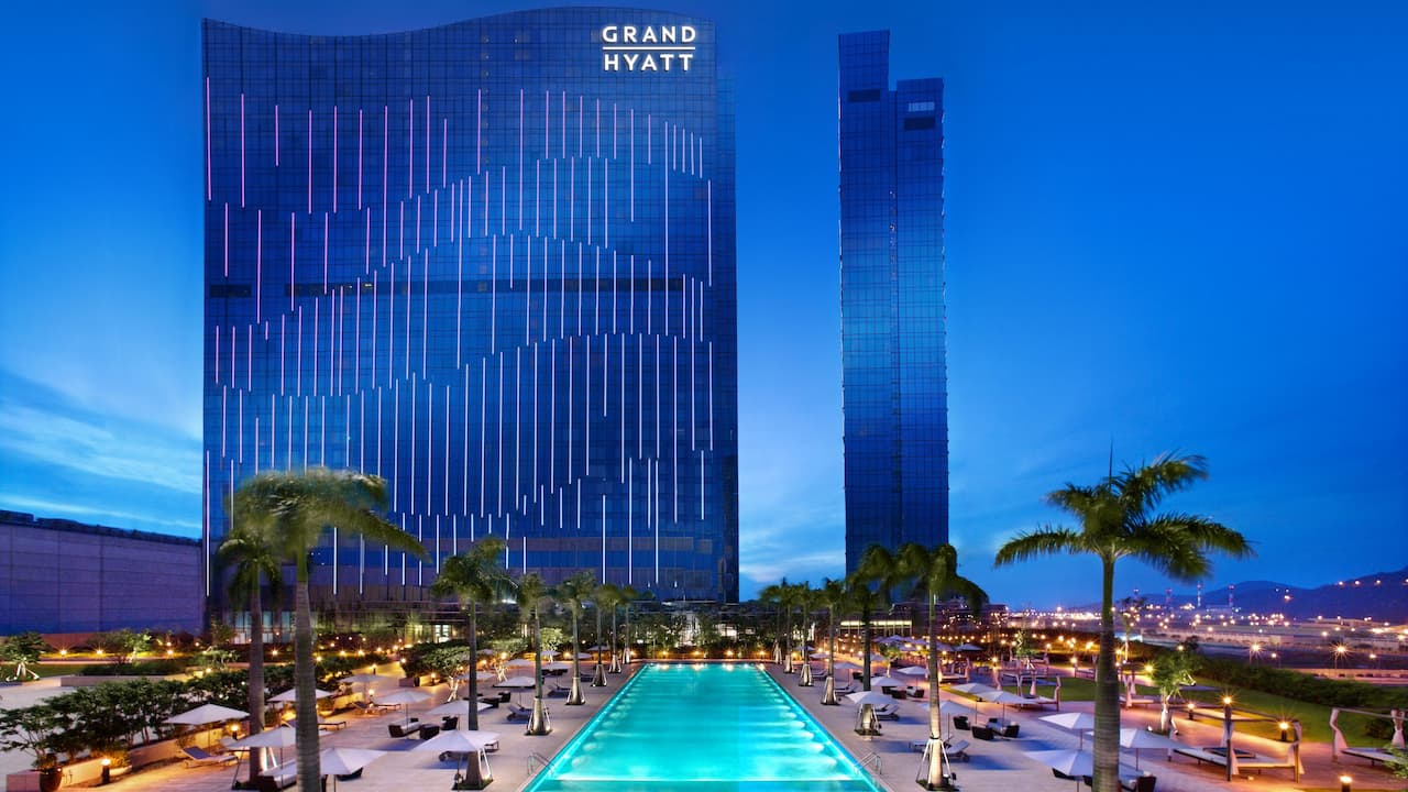 Grand Hyatt Macao, Pool