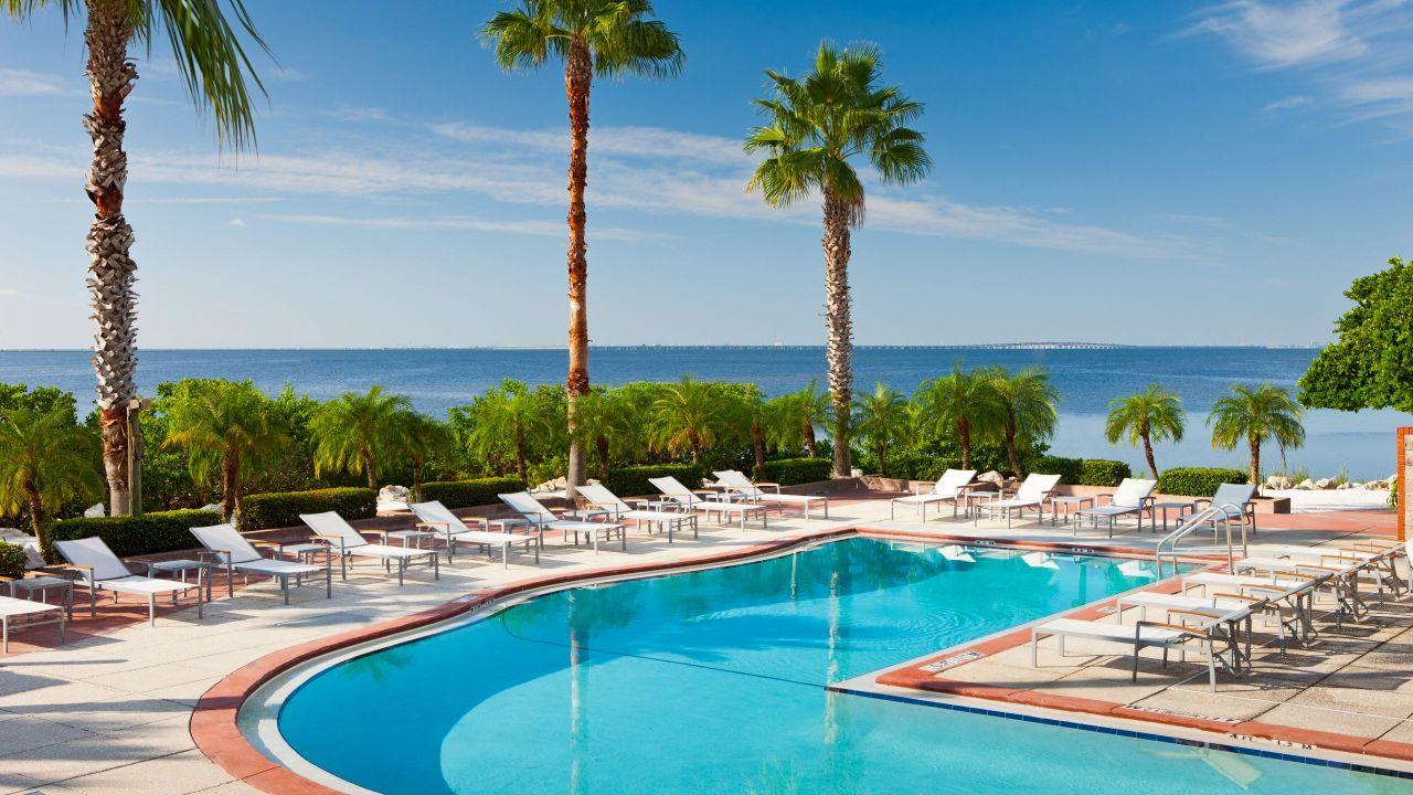 Grand Hyatt Tampa Bay Pool