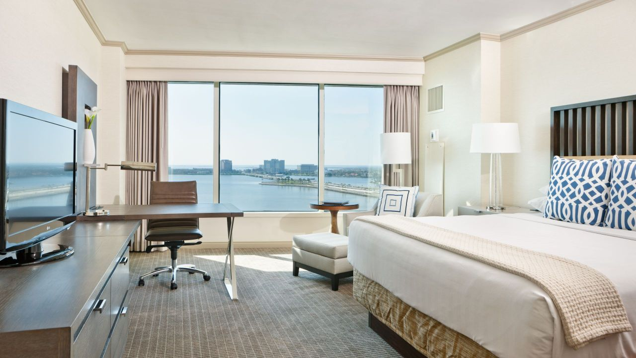 Tampa Bay Hotel Rooms Grand Hyatt Tampa Bay