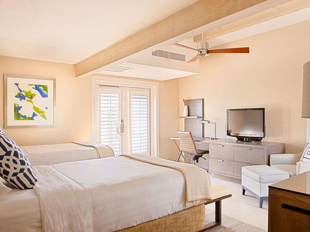 Casita Suite Double Bedroom