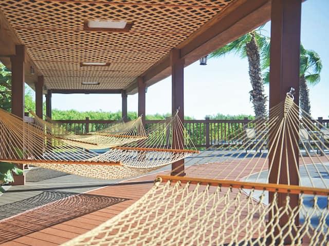 Bayside Pool Deck