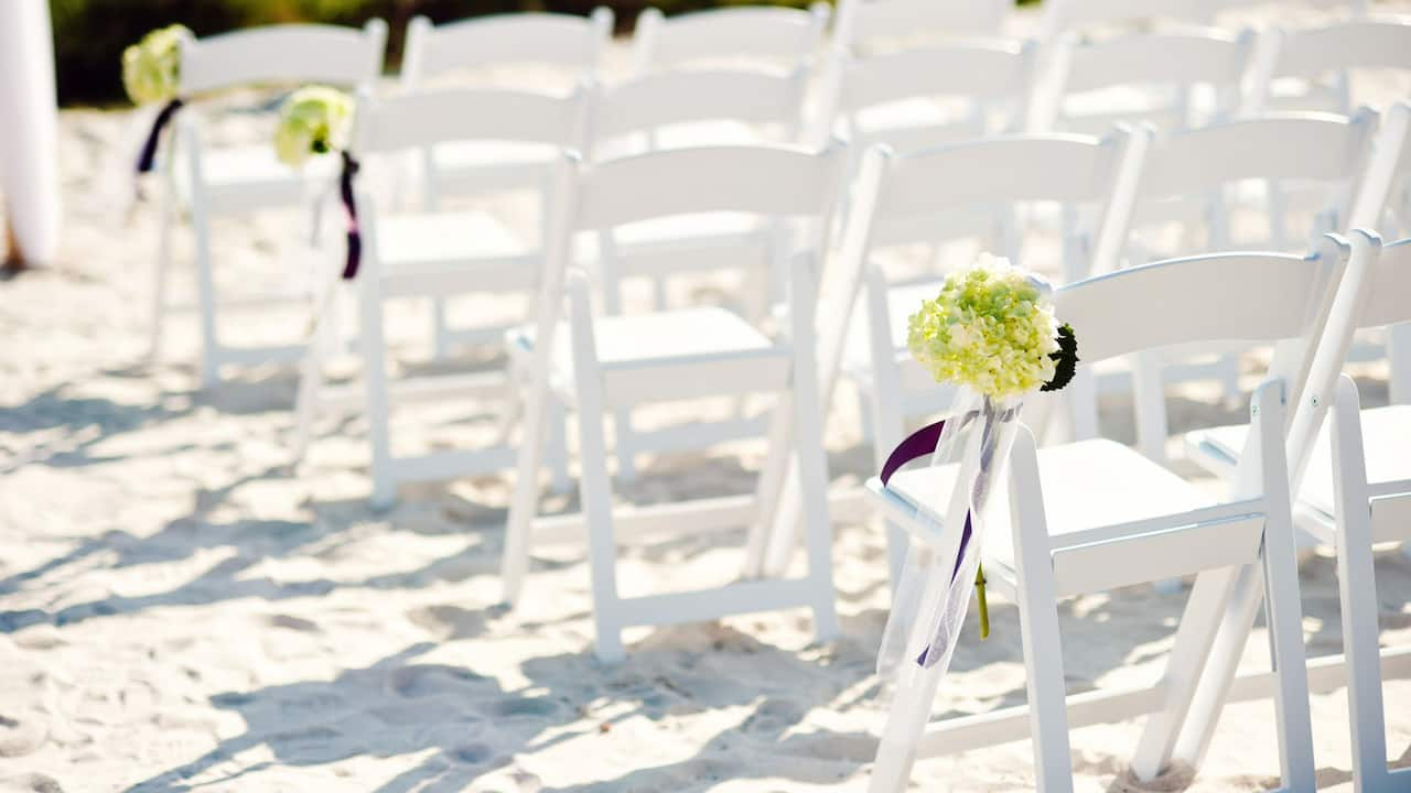 Grand Hyatt Tampa Bay Wedding seating
