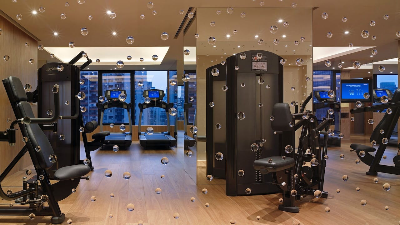 Grand Hyatt Taipei Gym