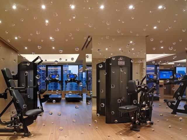 台北君悅健身房