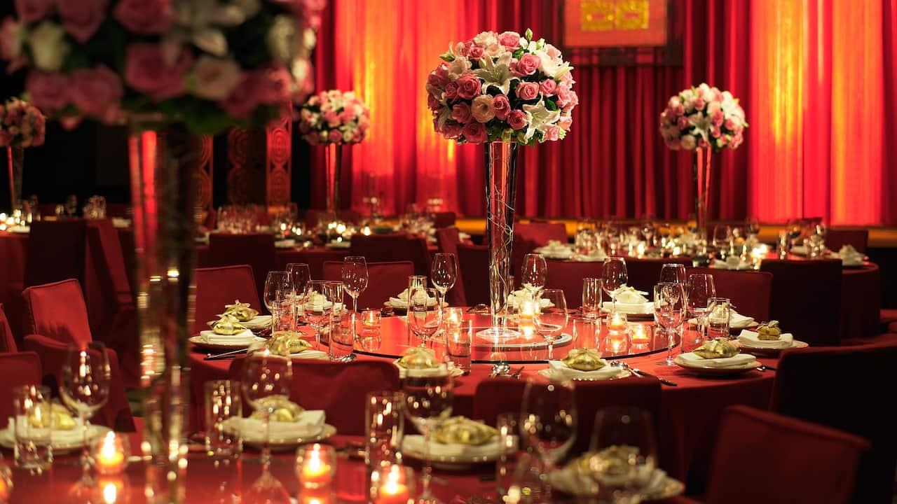 台北君悅婚宴