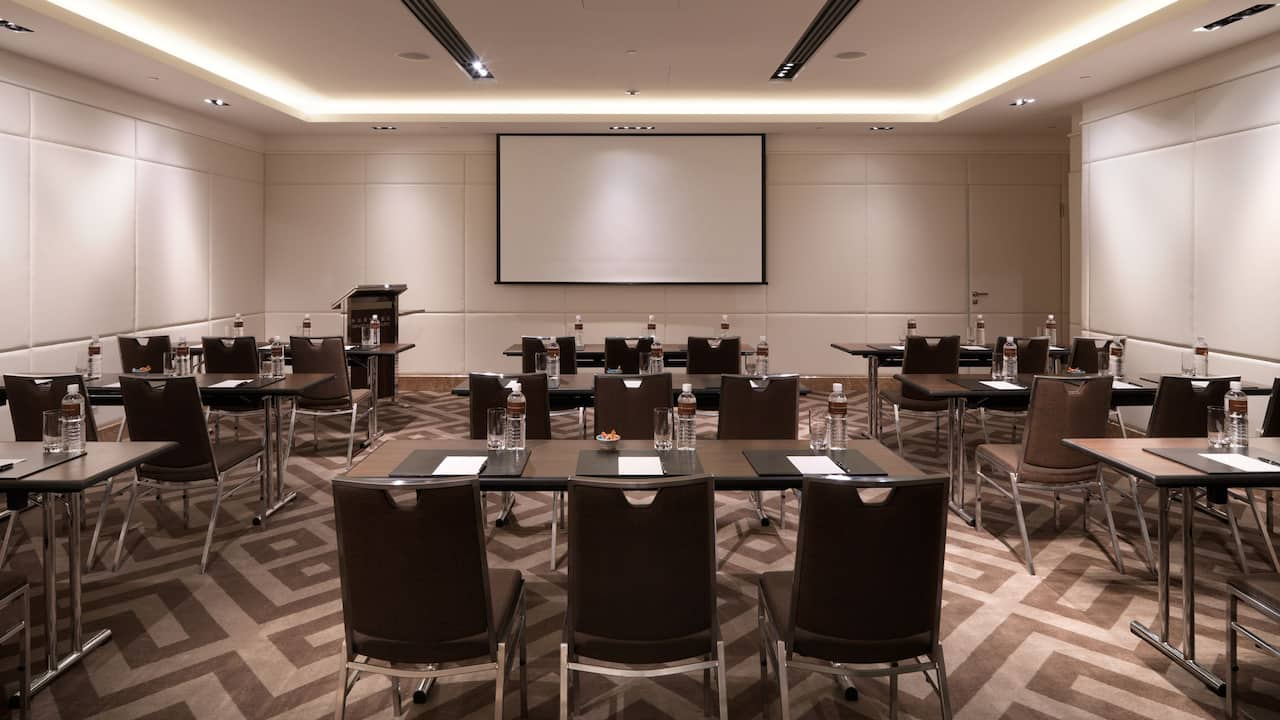 Grand Hyatt Taipei Meeting Room for Business and Conference Events
