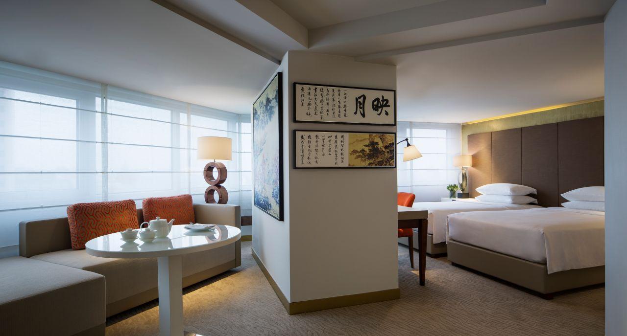 Grand Premier Twin Room