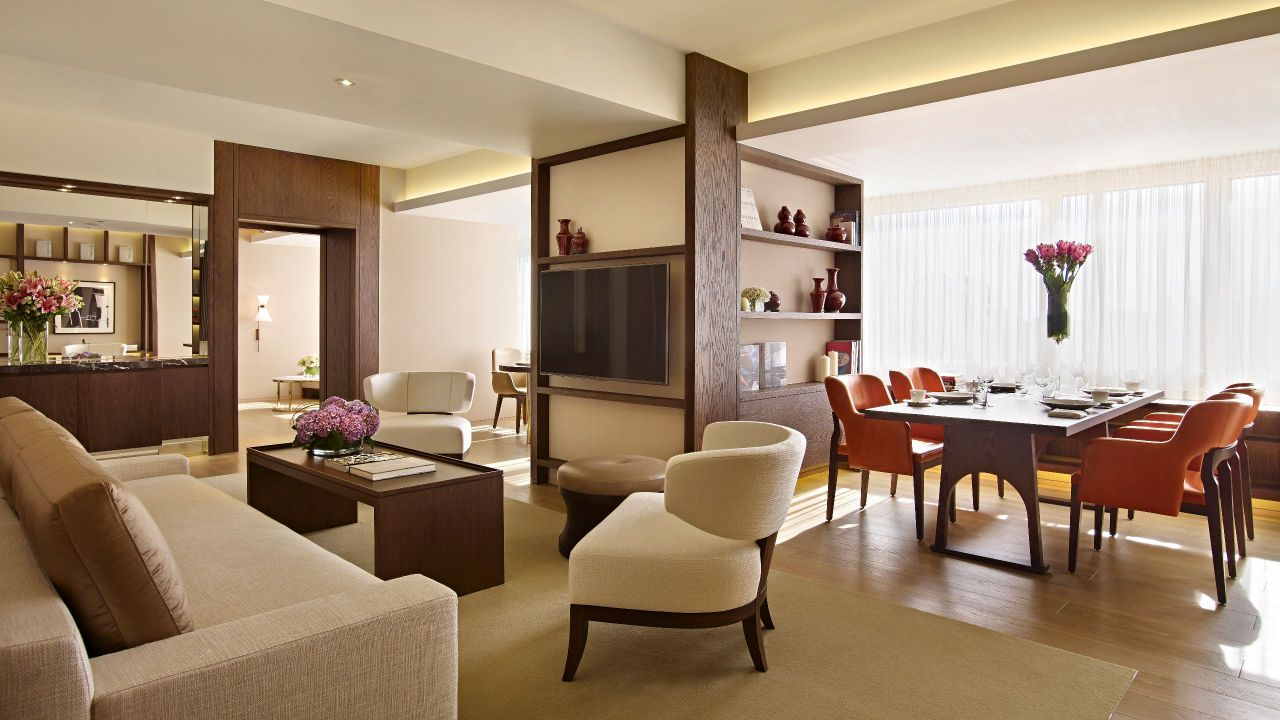 Grand Hyatt Taipei Suite