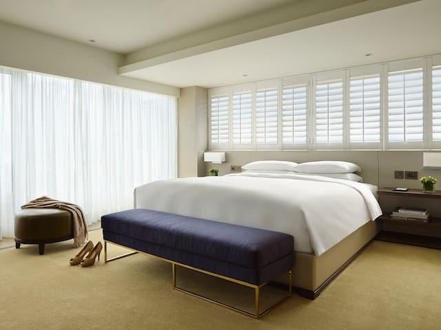Grand Hyatt Taipei Diplomatic Suite
