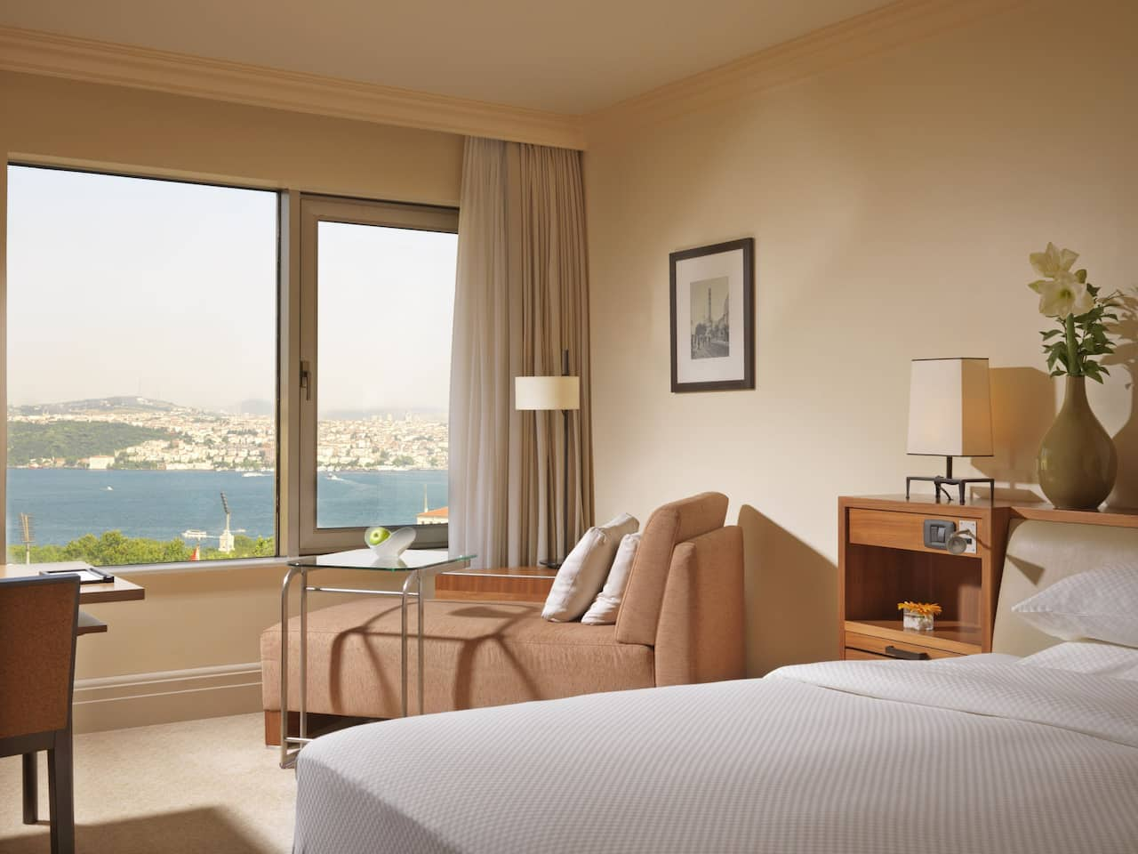 Grand Hyatt Istanbul Grand Club Room