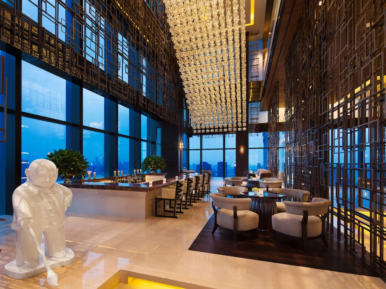 Hyatt Grand Shenyang Lobby Lounge